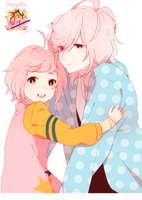 Brothers Conflict by EvangelineBlack