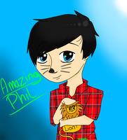 Art Trade: AmazingPhil by singingaboutthesnow