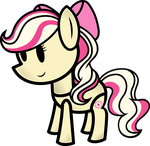 Raspberry Delight (Paper Pony) by FinePrint-MLP
