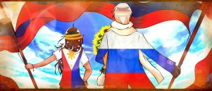 Russia Day and PH Independence Day by Prominessence