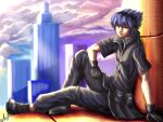 Rooftop Prince by eronzki999