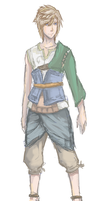 Link - ordon outfit by Oname-Etear