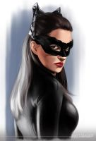 Catwoman by Ultrajack