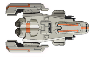 Challenger - Custom FTL Vessel by striker11v4