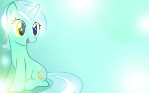 Wallpaper: Lyra by Bommster