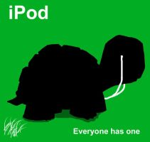 iPod by Perfectly--Unperfect