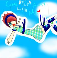 Come Fly Away With Me by PikachuSlipperz