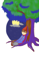 Over the Garden Wall: Troubled Dreams by suzubi