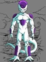 Frieza by MasterOniHunter