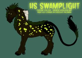 Swamplight by BlueLadyAces