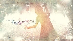 Hayley Williams Wallpaper 2 by JealousKills