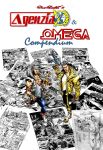Agenzia X e Omega Compendium Cover art by Afterlaughs