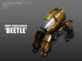 Beetle Walker by Hazzard65