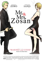 Mr. and Mrs. ZOSAN by NathyLove5