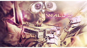 Wall-E Signature by murr3