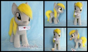 Derpy Muffins Custom Plush by Chibi-pets