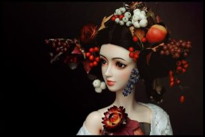 Lady Harvest III by Smaug11