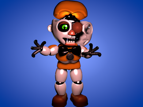 PaPaPo165 OC Remake by luizcrafted