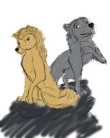 Alpha and Omega by lone-wolf-666