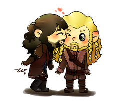 Fili and Kili~ by wivimon