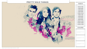 pretty wild things by dannielle-lee