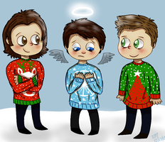 team free will sweater weather by flarebutt