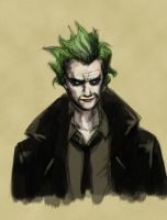 Joker by Mayshha