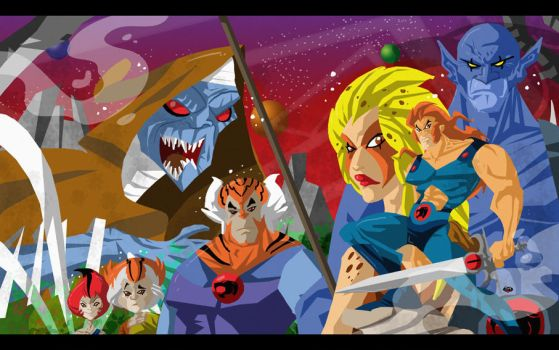 Thundercats by themico