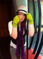 Fem!Once-ler Cosplay 9 - I've Done Nothing Illegal by TibsisTops