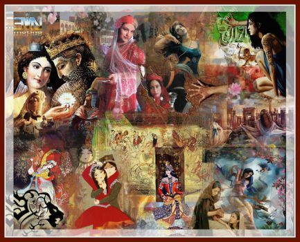 My Land Persia by MeliNaDesigns