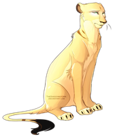 Lioness Adopt [Closed] by TheShadowedGrim