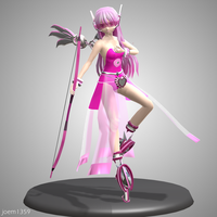 MMD NC: Cyber Cupid by LeDerpyPie