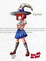RWTD-Hannah by Inkblot-Rabbit
