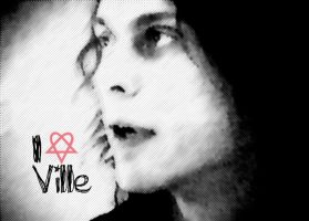 I Love Ville by maiibe