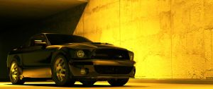 Ford Shelby new environment 1 by felixj3130