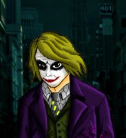 Why so serious? by Helonzyz