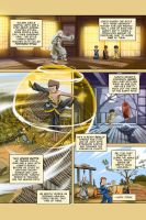 Kevin: Go For Broke Page 2 by NickAlmand