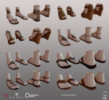 Summer Shoes Collection by Denuvyer