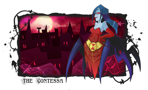 The Contessa by GeekyKitten64