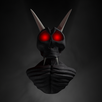 Zbrush practice #3 by FearTheEC
