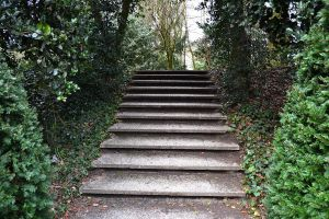 Stairs by FrankAndCarySTOCK