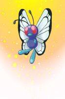 Butterfree: For Grandma by Jacklave