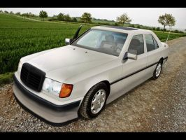 Mercedes-Benz E200 by Geryy