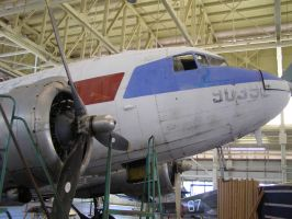 DC-3 by Jetster1