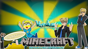 Such Budder Has not been Seen! (Channel Banner) by Vendus