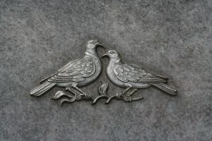 Metallic Doves by CD-STOCK