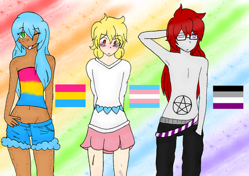 Pride Bois by Giggly-Argent