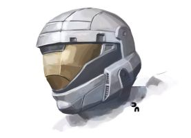 Halo ODST by PennNorris