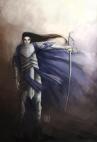 LOTR: Fingolfin by AlaisL