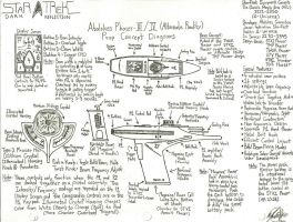 Abramsverse TMP Phaser Pistol by galaxy1701d